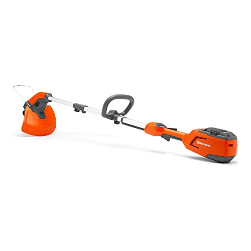 Husqvarna 115iL Orange Battery - Saitentrimmer (String Trimmer, D-Loop Handle, Orange, 33 cm, 83 dB, 70 dB)
