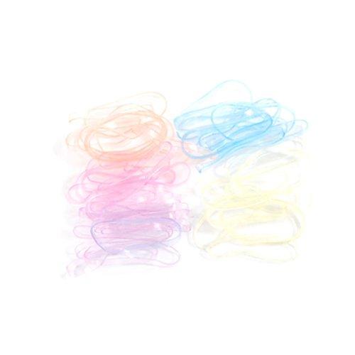 uxcell ヘアゴム 選べる5色
