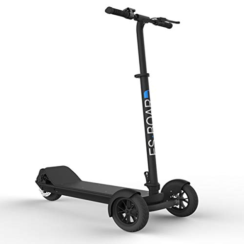 Buy Dapang Scooter for Adults 3 Wheel T-bar Adjustable Height Handle Kick Scooters,500W 48V Waterproof E-Bike with 30 Mile Range, Collapsible Frame,30km