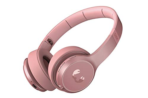Fresh 'n Rebel 'n Rebel 'n Rebel Code ANC | On-Ear Bluetooth Kopfhörer mit Aktive Rauschunterdrückung – Dusty Pink