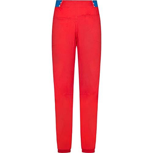LA SPORTIVA W Tundra Pant Rot, Damen Hose, Größe XS - Farbe Hibiscus - Neptune