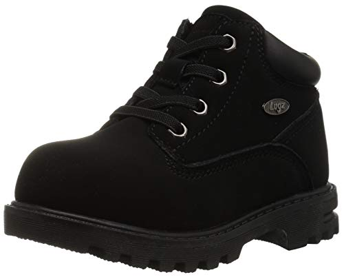 Lugz Unisex-Baby Empire Hi WR Fashion Boot, Black 001, 8 D US Toddler