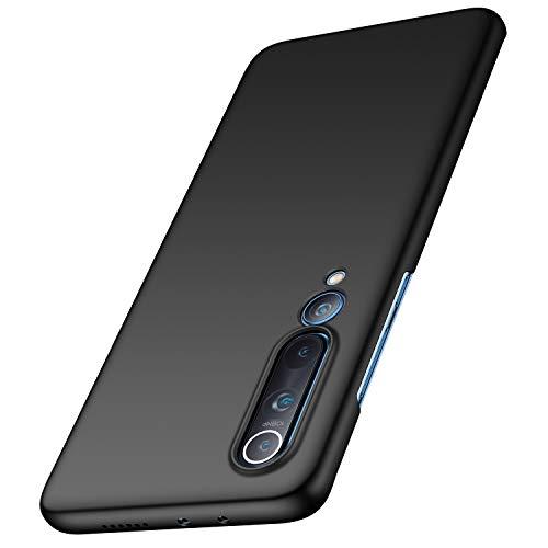 anccer Funda Xiaomi Mi 10 5G, Ultra Slim Anti-Rasguño y Res