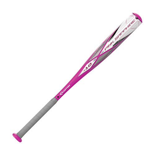 """EASTON PINK SAPPHIRE -10 Girls / Youth Fastpitch Softball Bat 