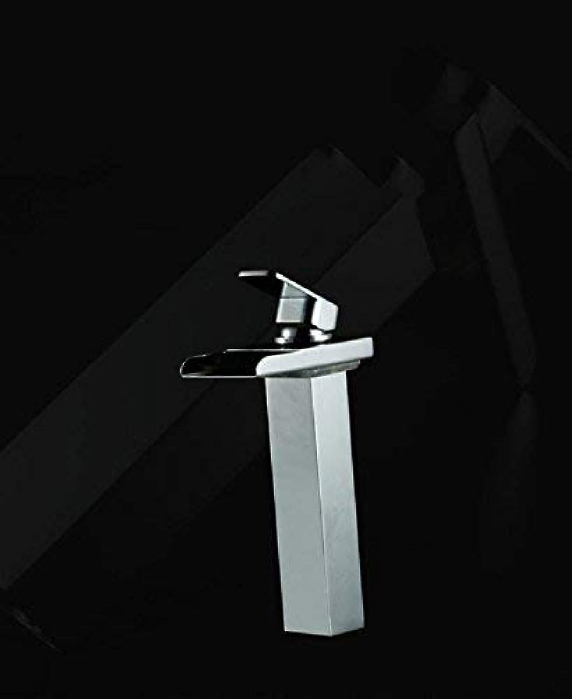 ZHAS Mbel Ware Wasser Umweltschutz hydraulik Wasserhahn Chrom Wasserhahn voll Kupfer Bad led waschbecken Wasserhahn