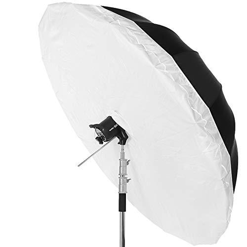 Godox 70 inch 178cm Black White Reflective Umbrella Studio Photography Umbrella with Large Diffuser Cover