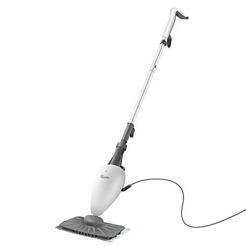 Steam Mop,LIGHT 'N' EASY Floor Steamers for Hardwood and Tile,Lightweight Steam Mops for...