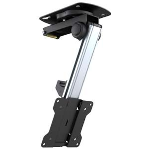 """Impact Mounts Folding Ceiling Tv Mount Bracket Lcd Led Great for Rvs Motor Homes (13-27"""" Screens)"""