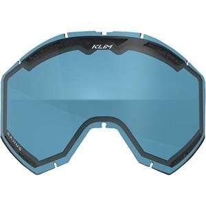 KLIM Radius Pro Adult Replacement Lens Snow Goggles Accessories - Blue Tint/One Size