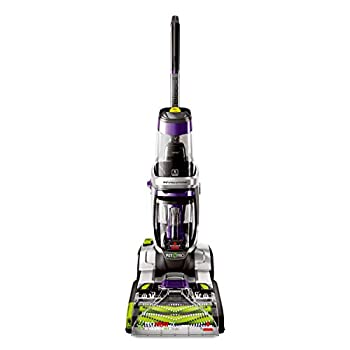 Bissell ProHeat 2X Revolution Max Clean Pet Pro Full-Size Carpet Cleaner 1986 with Antibacterial Formula and Bonus 3  Tough Stain Tool