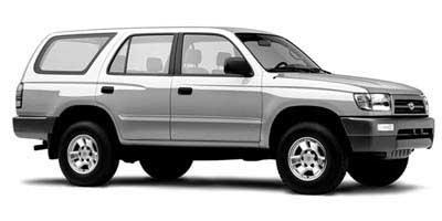 2000 4runner manual transmission