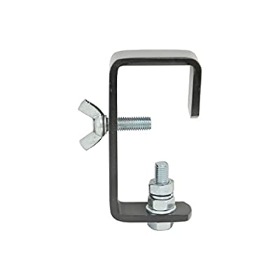 qtx 151.437UK Mounting Hook - Black