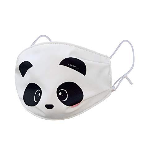 Legami - What a Mask! - Kids - Mascherina in Tessuto, Panda