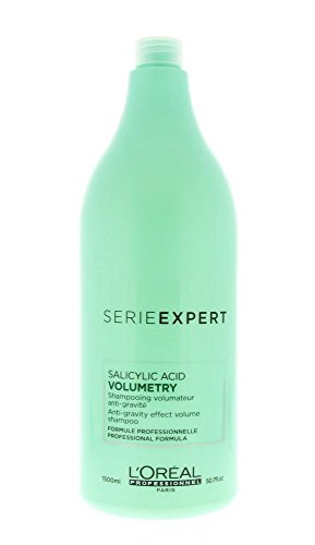 L'Oréal Professionnel Serie Expert Intra-Cylane Volumetry Shampoo, 1er Pack (1 x 1500 ml)