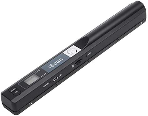 Portable Scanner iSCAN 900 DPI A4 Docume