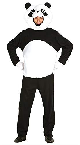 FIESTAS GUIRCA Disfraz Panda Hombre Mujer Talla l