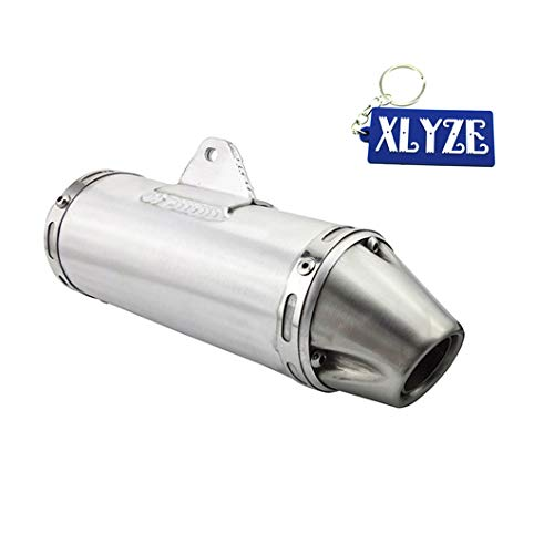 xlyze 32 mm Racing T4 Muffler pour CC 160cc Pit Dirt Bike Mini Moto Motocross