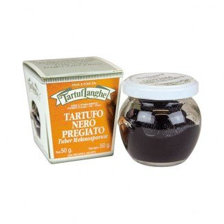 Tartuflanghe - TARTUFO NERO PREGIATO(Tuber melanosporum) 50g
