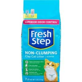 Price comparison product image Fresh Step Cat Litter,  Regular,  7-Pound Packages,  6-Pack