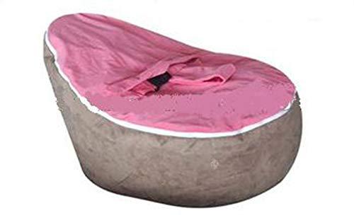AlokHnvj Baby Sofa Kleinkind Handball Sofa, Bett Baby Sitz Fütterung Liegesitz Mit Gurtfüllung, Neugeborene 1-24 Monate