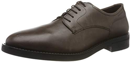 Stonefly Carnaby Calf, Zapatos de Cordones Derby para Hombre, Marrón (Coffee Bean 012), 43 EU