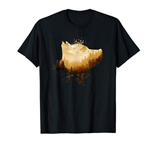 Silueta de un perro Pitbull   Perros Perro Pit Bull Terrier Camiseta