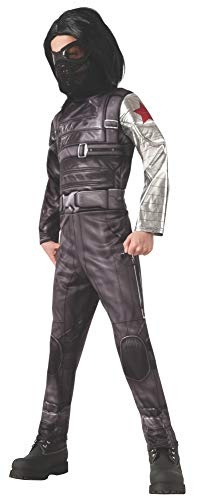 Costume Soldat d'hiver deluxe Captain America : le soldat de l'hiver enfant