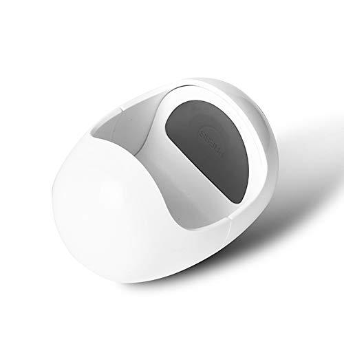 ZXCASD 3 Piezas 3W Lampara Led Uñas Profesional con Temporizador, 3 Ledscon Pantalla LCD Y Sensor Automático para Esmalte De Uhias De Gel