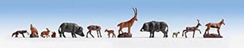 NOCH 36745 N Figures  Wild animals  by Noch