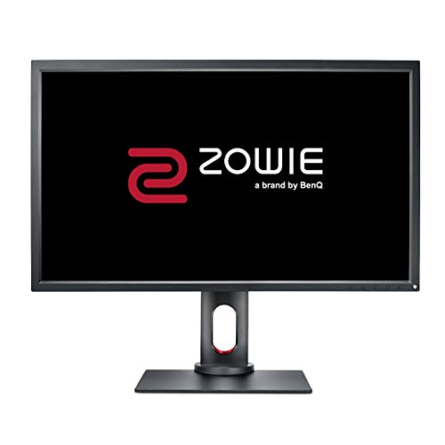 BenQ ZOWIE XL2731 - Monitor Gaming de 27' FullHD (1920x1080, 1ms, 144Hz, Black eQualizer, Color Vibrance, Flicker-free, Altura Ajustable, 120Hz compatible solo con Xbox Series X) - Gris Oscuro