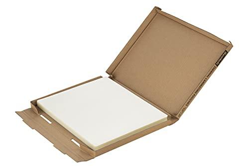 3M TP3854-100 - Película de laminación : Artículos laminados de hasta 21,6 x 28 cm. 3 mil de grosor. Transparente, acabado brillante. Protege los documentos que manejas con frecuencia. Ideal para ilustraciones infantiles.