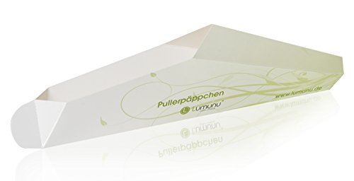 Deluxe Einweg Urinierhilfe PULLERPÄPPCHEN (6 Stück), Frauenurinal aus Pappe, von Venize