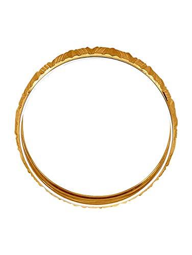 WENZ Damen 585 Gelbgold Ring in Gelbgoldfarben