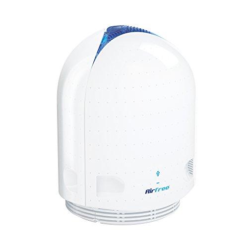 Airfree A-IRIS80 IRIS 80 Luftreiniger IRIS80 Farbtherapie-Licht, 53 W, 240 V, Weiß, 18 x 18 x 26.5 cm