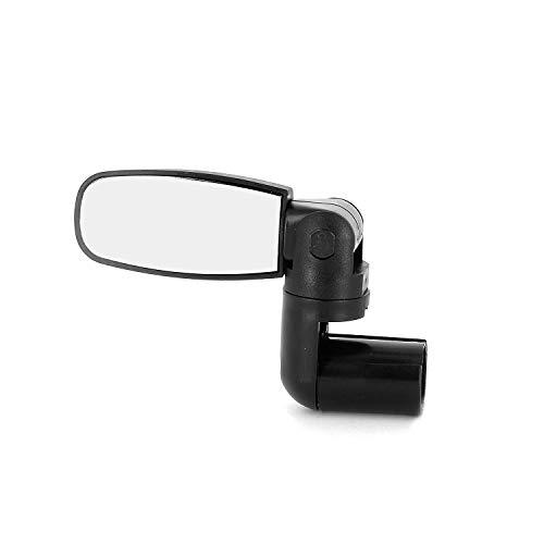 Zefal Fahrradspiegel Spin schwarz, 6 x 4x 1 cm