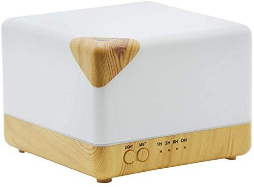 QAZW Purificador De Aire Humidificadores Difusor De Aromaterapia Puede Conectarse A WiFi Humidificadores Ultrasónicos De Aire Apagado Automático Sin Agua