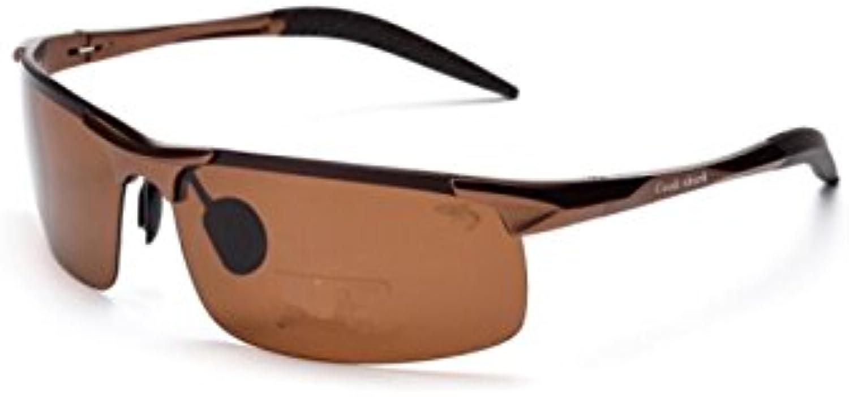 NHDZ Sonnenbrille Fahren Mnner Polarisierende Glser, Glser Treiber, Spiegel, Sonnenbrille, Fahren, Fischen Und Angeln.