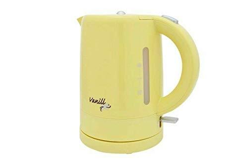 Efbe-Schott SC WK 1080 V Kraftvoller Wasserkocher im edlen, 1 L, vanille