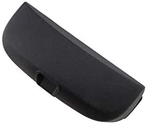 MWTTXX Caja de Gafas de Sol para Coche, para Mercedes Benz W203 W204 W210 W211 W205 W212 W214 Soporte para Gafas de Coche Estuche para Gafas Caja de Gafas de Sol para Coche-Negro