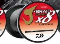 Daiwa Fashionable JBGD8U50-300GL-LC J-Braid x8 Grand Gra 50Lb Light Mail order 300Yards