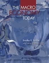 Macro Economy Today (13th, 12) by Schiller, Bradley - Hill, Cynthia - Wall, Sherri [Paperback (2012)]
