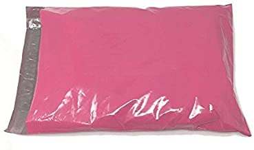 Shop4Mailers 10 x 13 Pink Poly Bag Mailer Envelopes 2 Mil (100 Pack)