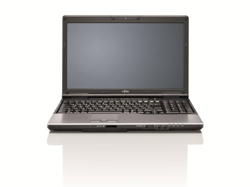 Fujitsu E782 Lifebook 39,6 cm (15,6 Zoll) Laptop (Intel Core i7-3612QM, 2,1GHz, 4GB RAM, 500GB HDD, Intel HD 4000, DVD, Win 8 Pro) schwarz