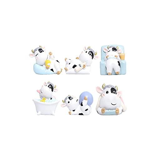 YLFH Decoraciones para tartas de escritorio, decoración de manualidades de resina, el mejor regalo para niños