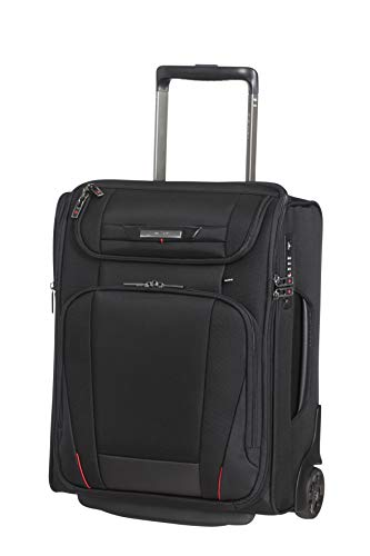 Samsonite Pro-DLX5 USB Bagaglio a Mano 45 Centimeters 22.5 Nero (Black)