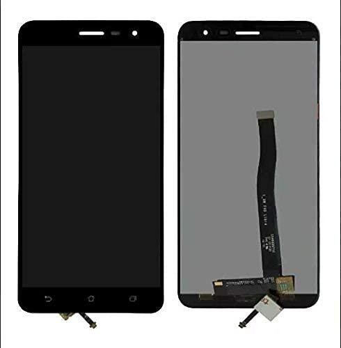 Tela Frontal Display Asus Zenfone 3 5.5 Ze552Kl Z012D Preto
