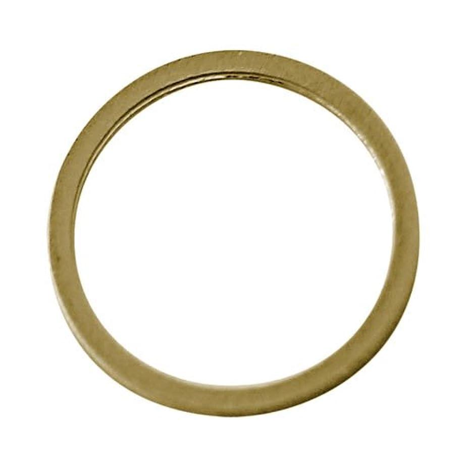 私たちのバーガー基準プリティーネイル ネイルアートパーツ フレームリンク゛M ゴールド 5個
