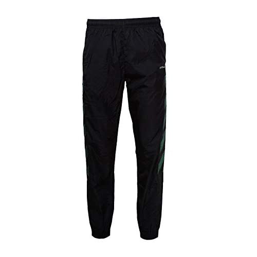 OFF-WHITE Luxury Fashion Uomo OMCA086E20FAB0021001 Nero Poliammide Joggers | Autunno-Inverno 20