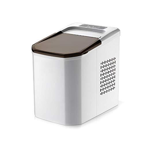 Macchina Per Fabbricare Il Ghiaccio Da Banco Macchina Per Fabbricare Il Ghiaccio Ad Alta Efficienza Elettrica Compatta Portatile Mini Cubo Da 26 Libbre Di Ghiaccio Per 24 Ore