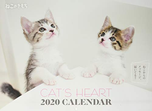 ねこのきもちカレンダー2020 (カレンダー)